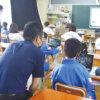 <新型コロナ>感染防止効果あった久喜市の小中学校「ハイブリッド授業」…課題も 「